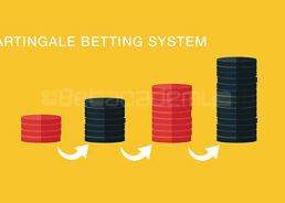 El sistema Martingale como estrategia de apuestas